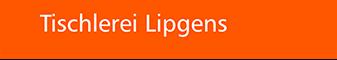 Tischlerei Lipgens Logo